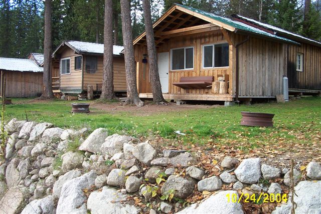 North Barriere Lake Resort - Cabin 3